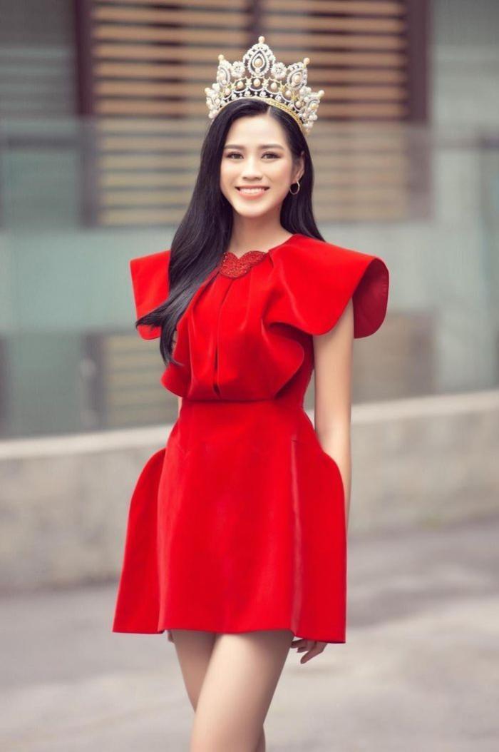 Tiết lộ sắc màu 'phong thủy' fan rào rào kêu gọi Đỗ Thị Hà mang đến Miss World Ảnh 4