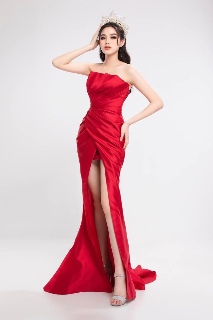 Tiết lộ sắc màu 'phong thủy' fan rào rào kêu gọi Đỗ Thị Hà mang đến Miss World Ảnh 8