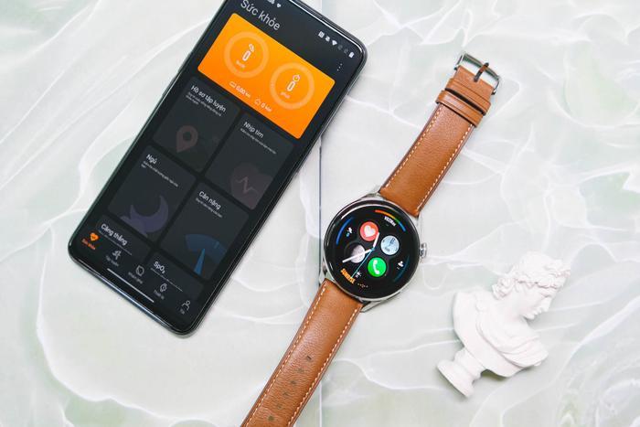 'Đập hộp' và trải nghiệm nhanh Huawei Watch 3: Thiết kế bóng bẩy, nhiều tính năng hay ho Ảnh 11