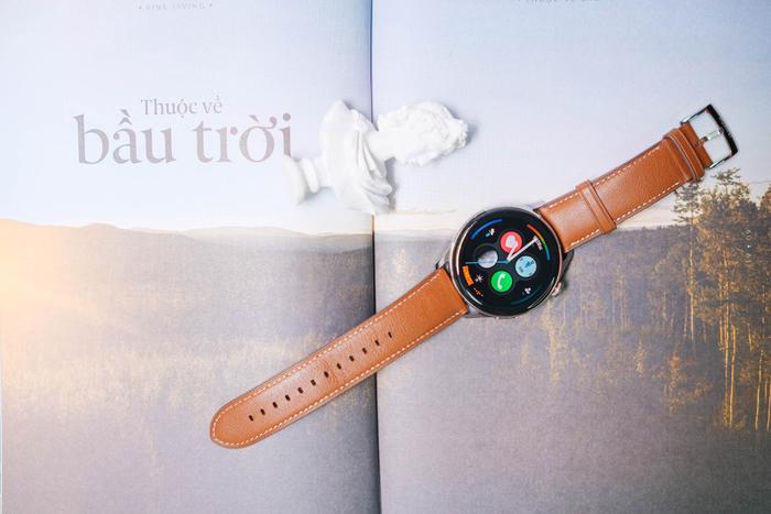 'Đập hộp' và trải nghiệm nhanh Huawei Watch 3: Thiết kế bóng bẩy, nhiều tính năng hay ho Ảnh 12