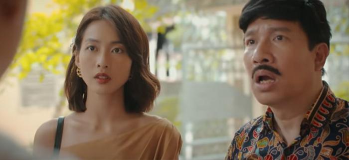 Trailer '11 tháng 5 ngày': Thanh Sơn 'cà khịa' Khả Ngân quảng cáo và đời thật khác xa nhau Ảnh 2