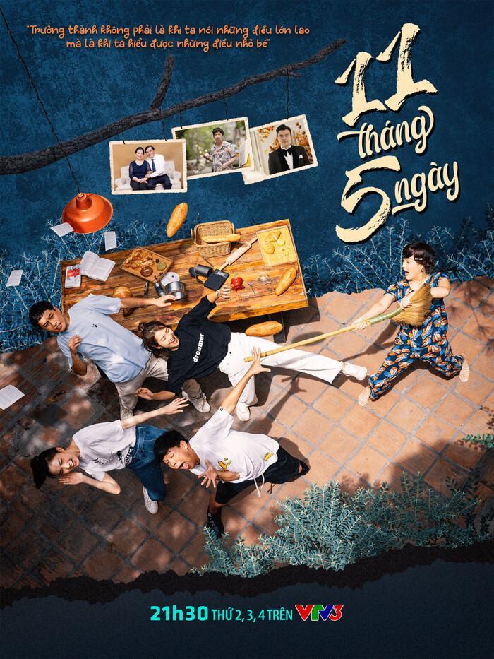Trailer '11 tháng 5 ngày': Thanh Sơn 'cà khịa' Khả Ngân quảng cáo và đời thật khác xa nhau Ảnh 1