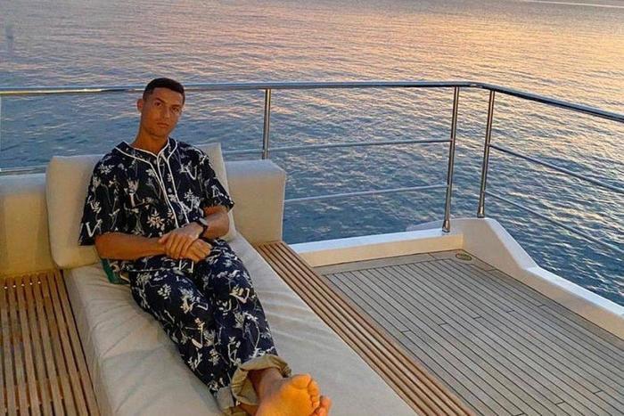 Khám phá cuộc sống như mơ của Ronaldo Ảnh 1