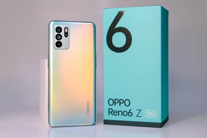 Mở hộp OPPO Reno6 Z 5G: Thiết kế ấn tượng, nổi bật trong phân khúc tầm trung Ảnh 1