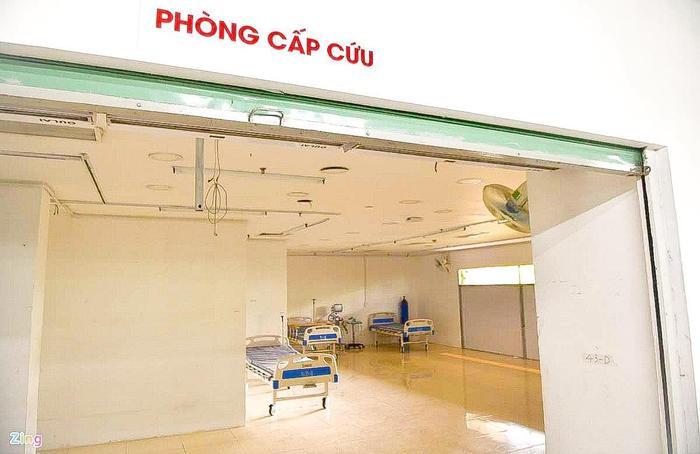 Cận cảnh bệnh viện Dã chiến Thuận Kiều Plaza với quy mô 1000 giường bệnh đi vào hoạt động Ảnh 3