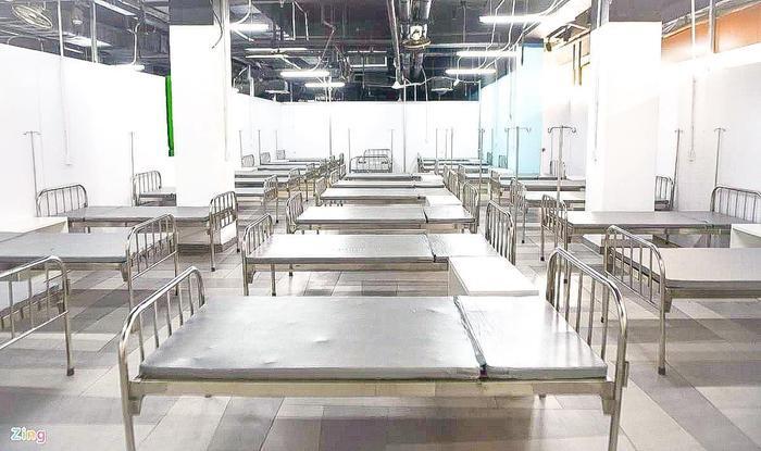 Cận cảnh bệnh viện Dã chiến Thuận Kiều Plaza với quy mô 1000 giường bệnh đi vào hoạt động Ảnh 6