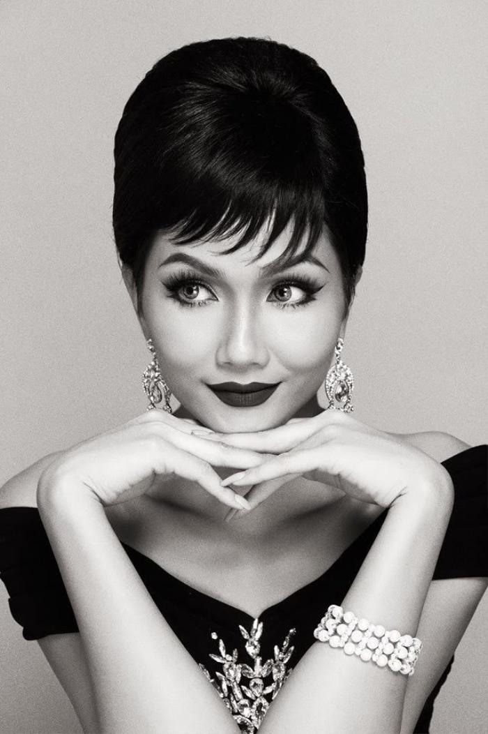 Hoa hậu H'Hen Niê đăng lại ảnh cũ, chưa gì đã bị dân tình vào nhắc khéo Ảnh 4