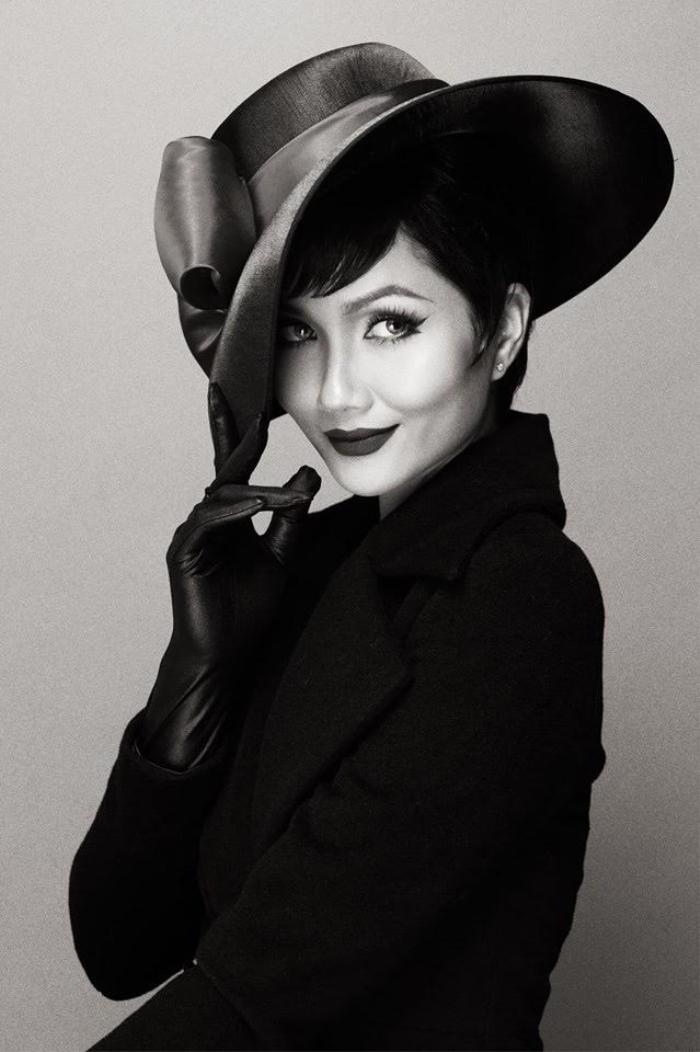 Hoa hậu H'Hen Niê đăng lại ảnh cũ, chưa gì đã bị dân tình vào nhắc khéo Ảnh 5