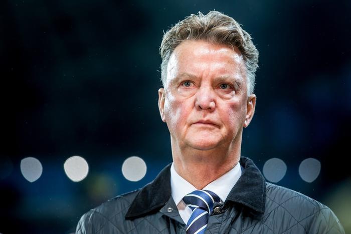 Frank de Boer rút lui, Hà Lan bổ nhiệm HLV Van Gaal Ảnh 1