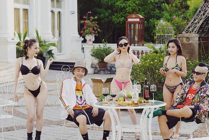 MV 'Cô ta' bị chê phản cảm vì loạt cảnh 18+, Lil Shady lên tiếng : 'Đừng khó tính quá' Ảnh 2