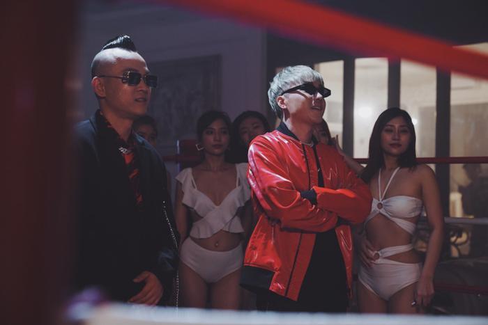 MV 'Cô ta' bị chê phản cảm vì loạt cảnh 18+, Lil Shady lên tiếng : 'Đừng khó tính quá' Ảnh 6