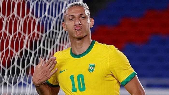 Brazil thắng đậm Đức ở Olympic 2020 Ảnh 1