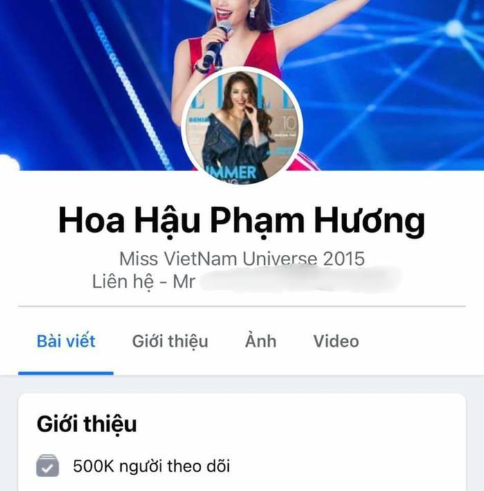 Top 10 Hoa hậu Việt có lượng follow cao nhất, đứng đầu là Hương Giang, kế tiếp là ai? Ảnh 16