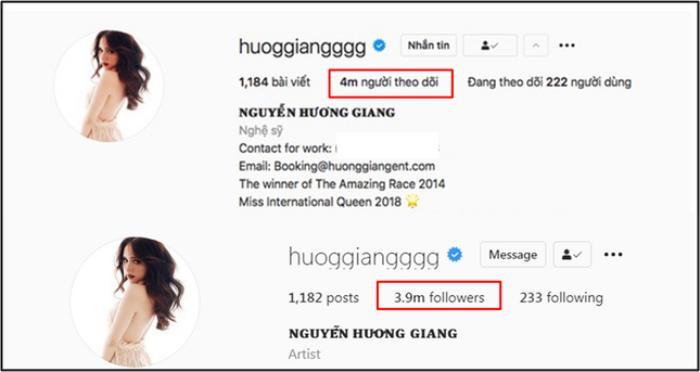 'Mất tích' sau ồn ào suốt gần 5 tháng, Hương Giang 'bốc hơi' lượng 'tài sản khủng' trên mạng xã hội Ảnh 2