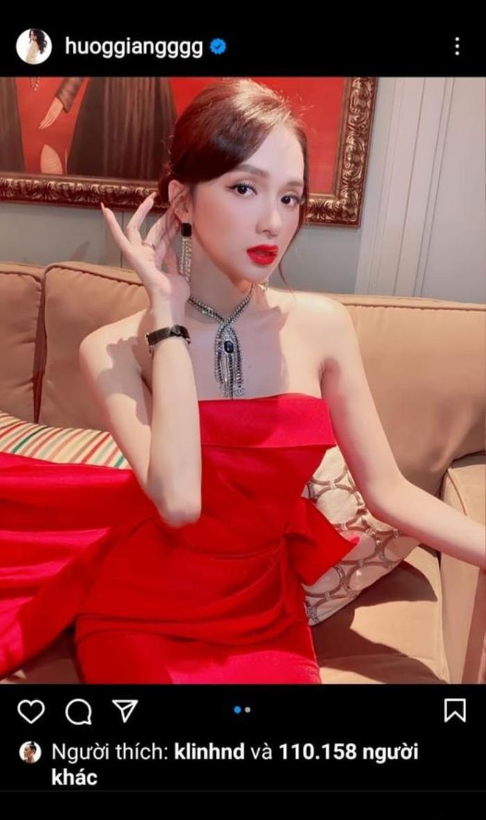 'Mất tích' sau ồn ào suốt gần 5 tháng, Hương Giang 'bốc hơi' lượng 'tài sản khủng' trên mạng xã hội Ảnh 1