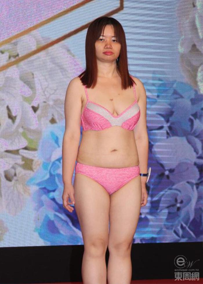 Dàn thí sinh Hoa hậu eo ngấn mỡ, chân cột đình, phát sóng thi trực tiếp được 53 người xem Ảnh 8