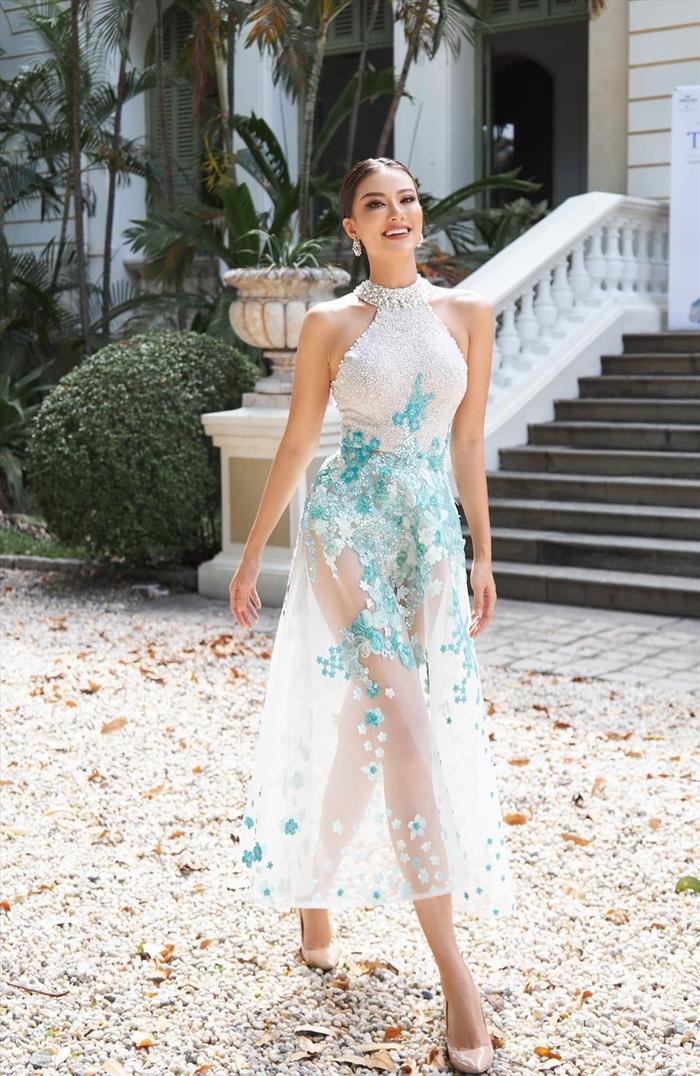 Fan gợi ý layout chuẩn Miss Universe cho Kim Duyên, e-kip không cần tìm tới tìm lui làm gì cho mệt Ảnh 7