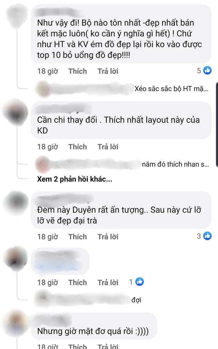 Fan gợi ý layout chuẩn Miss Universe cho Kim Duyên, e-kip không cần tìm tới tìm lui làm gì cho mệt Ảnh 3