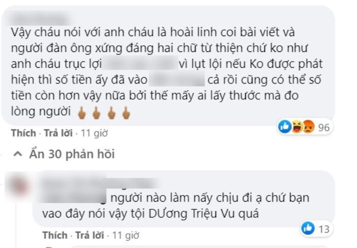 Dương Triệu Vũ nói cách làm từ thiện của người thông minh, Hoài Linh bị réo tên chỉ trích dữ dội Ảnh 3