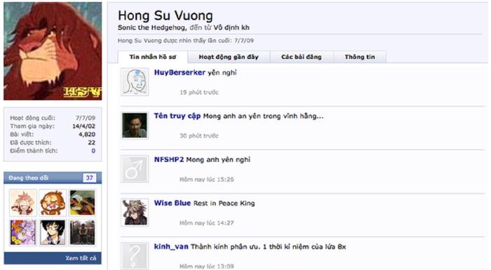 Giới game thủ Việt Nam xót xa khi cựu admin một diễn đàn lớn qua đời vì Covid-19 Ảnh 1