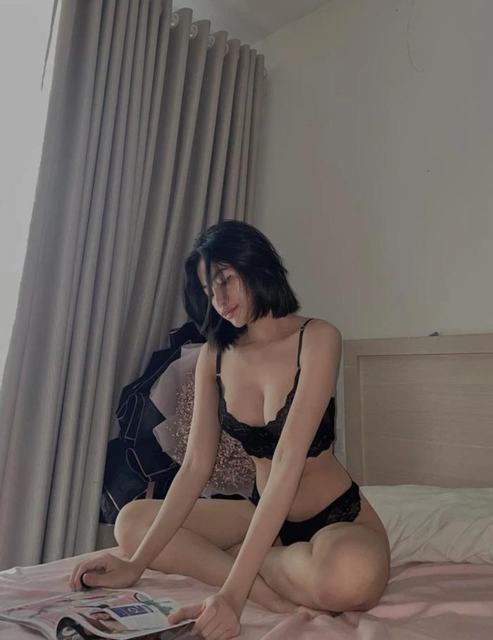 Sao Việt nóng bỏng trên giường: Ngọc Trinh còn thua xa người mẫu đàn em Ảnh 14