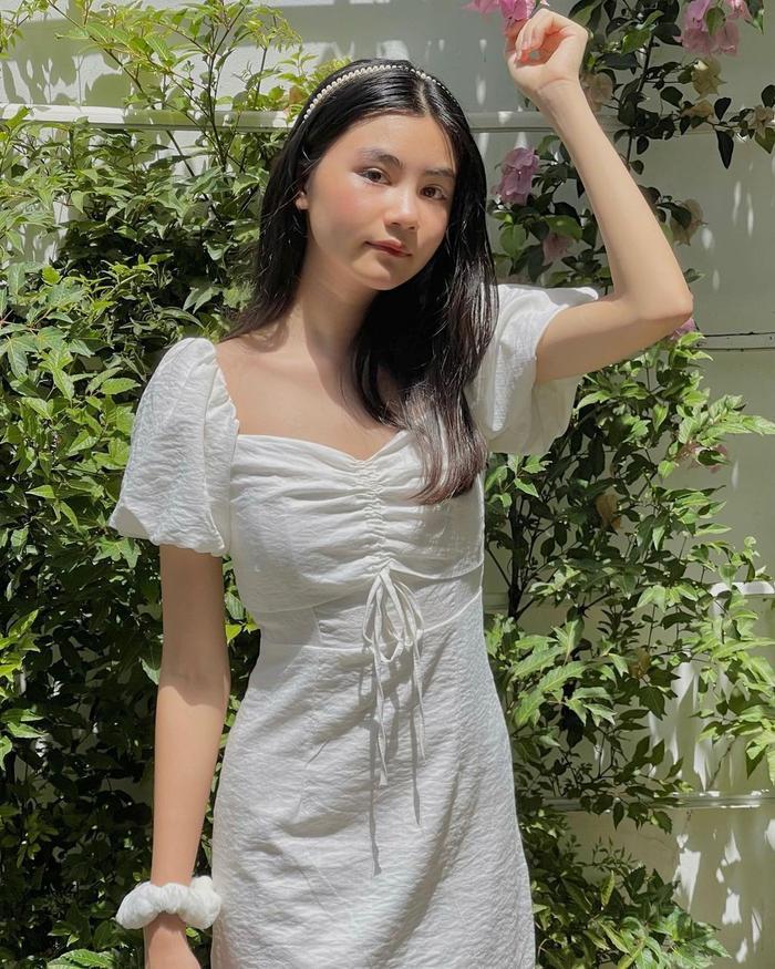 Con gái út nhà Quyền Linh 'gây sốt' với nhan sắc xinh đẹp như búp bê ở tuổi 13 Ảnh 10
