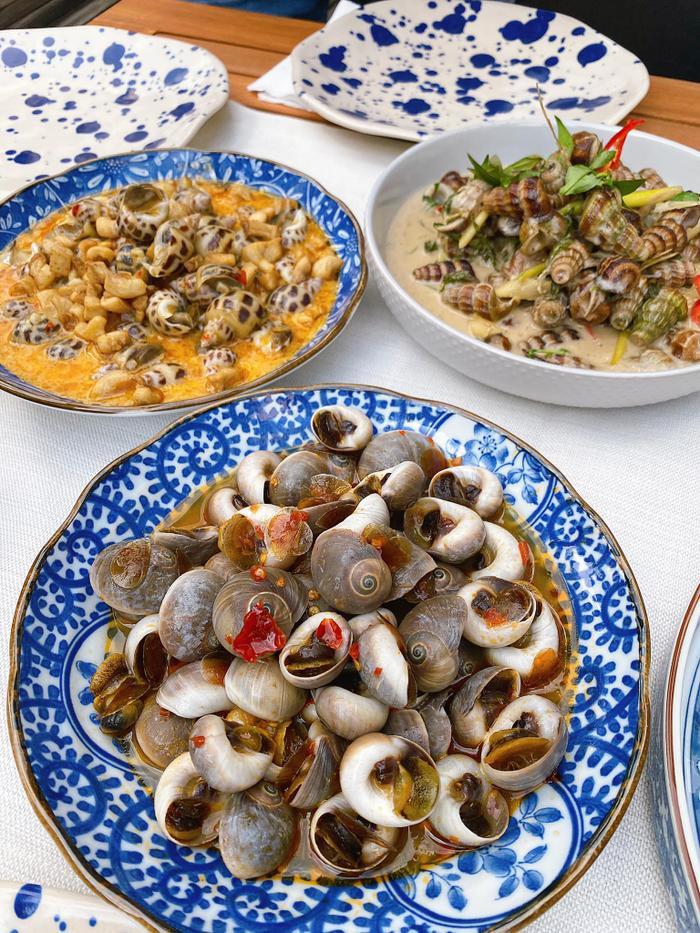 Tóc Tiên, Hà Tăng, Lan Khuê style thời trang đẹp nhưng tài nấu ăn mới đáng nể Ảnh 5