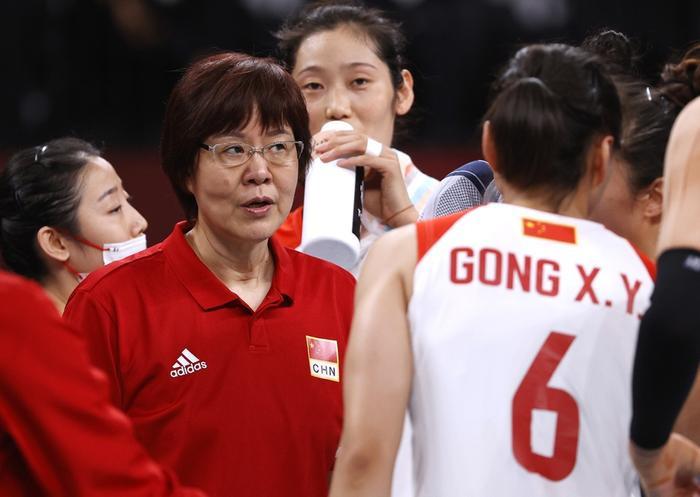 Bóng chuyền nữ Trung Quốc thảm bại ở Olympic 2020 Ảnh 2