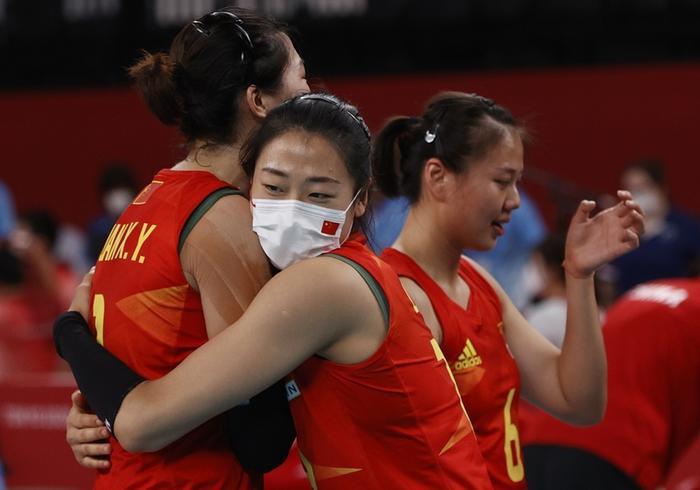 Bóng chuyền nữ Trung Quốc thảm bại ở Olympic 2020 Ảnh 1