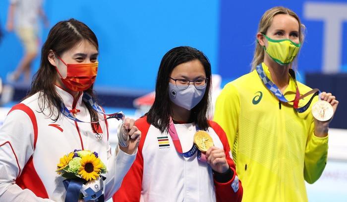 Vận động viên tham gia Olympic và Paralympic Tokyo được tặng điện thoại phiên bản giới hạn Ảnh 1