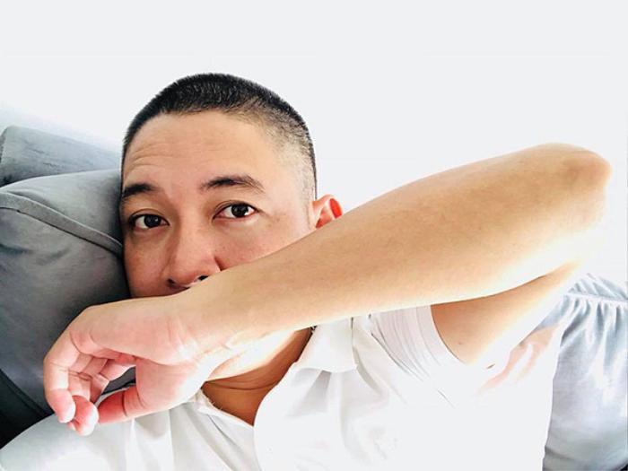 Dàn sao Việt cạo đầu trọc gây bất ngờ: Người bị phụ tình, kẻ do cắt tóc 'lỡ tay' Ảnh 5