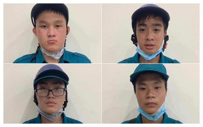 Hà Nội: Nhóm thanh niên giả lực lượng kiểm soát chống dịch để đòi 'tiền bồi dưỡng', cưỡng đoạt tài sản Ảnh 1