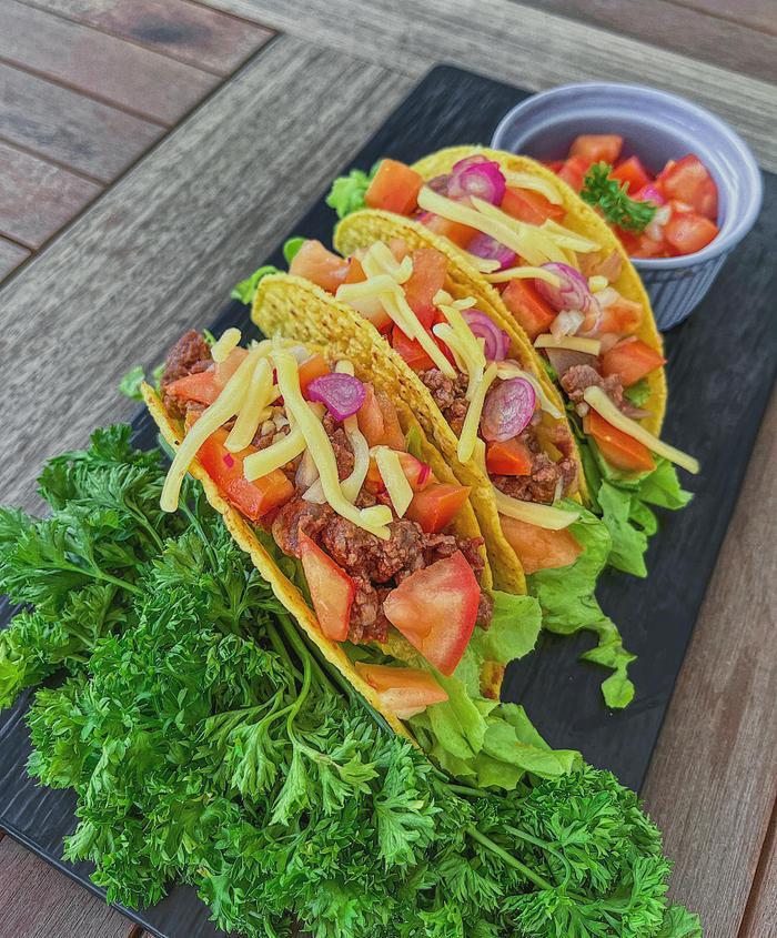 Mùa dịch: Lan Khuê đãi chồng món Mexico trứ danh, món ăn mà đẹp như bức tranh vậy trời! Ảnh 2