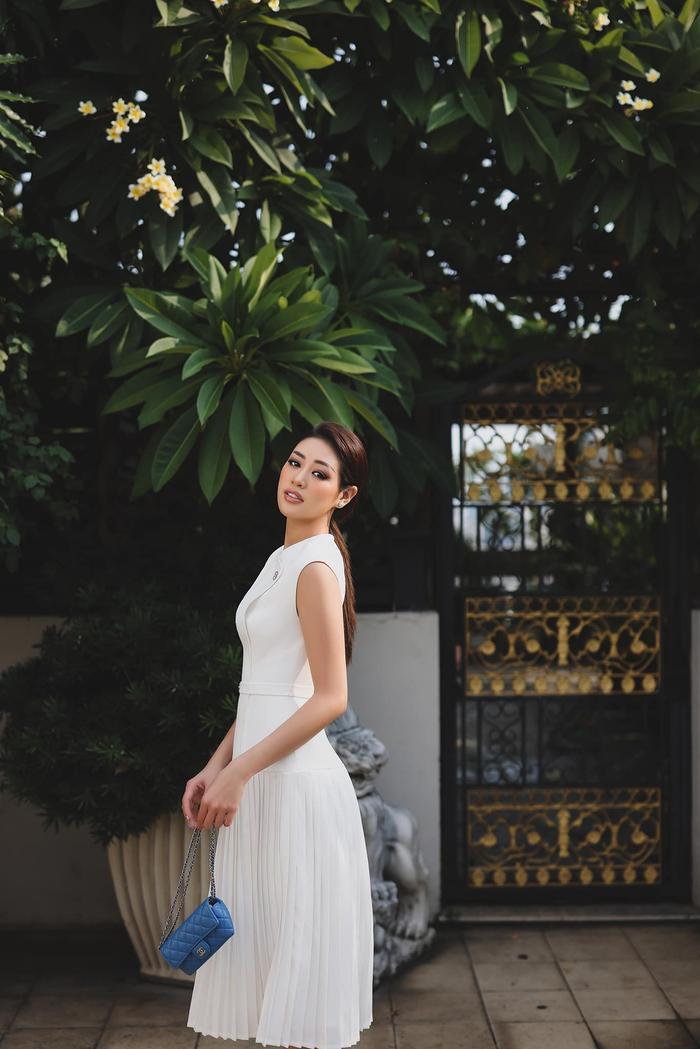 Hoa hậu Khánh Vân thương nhớ Sài Gòn giữa ngày dịch: Thành phố sẽ sớm khỏe lại thôi! Ảnh 6