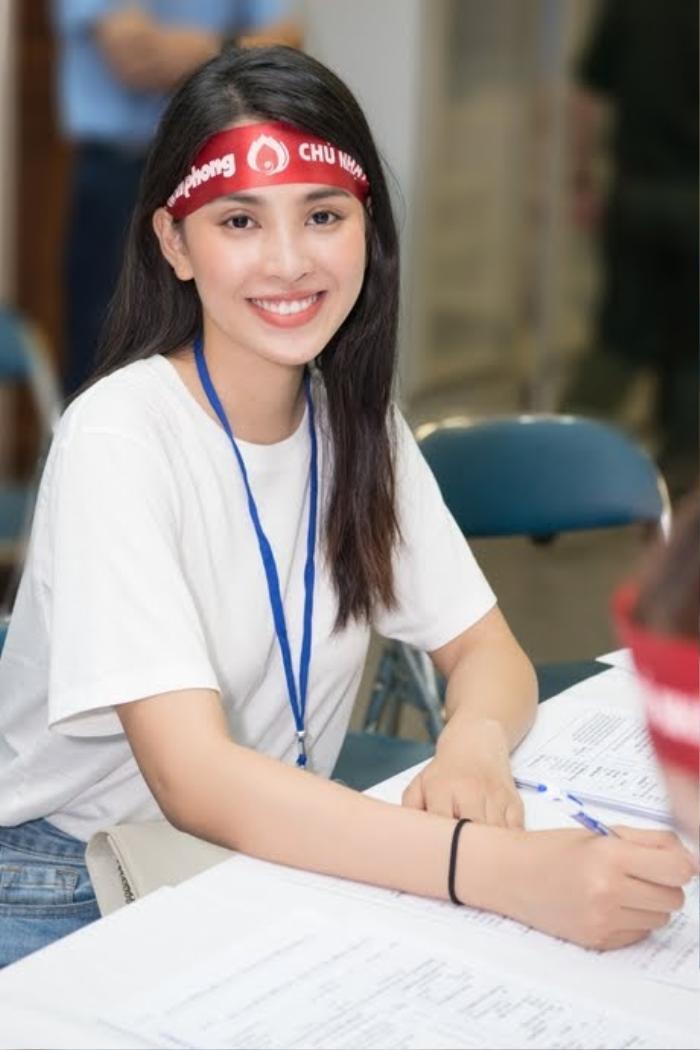 Dàn Hoa hậu - Á hậu đi hiến máu, nghĩa cử cao đẹp khiến fan xúc động Ảnh 4