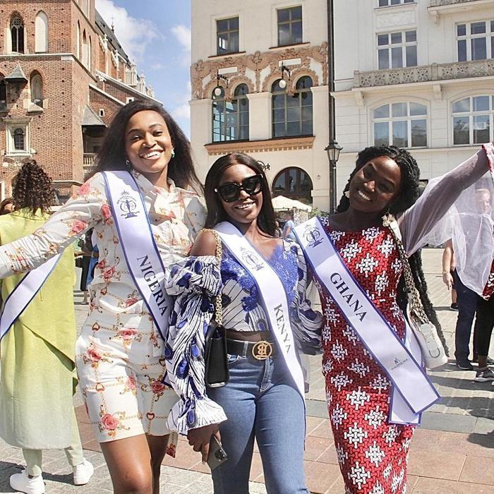 Miss Supranational 2021 toàn hổ chiến, đi gót nhọn, pose dáng trên sàn lưới vẫn đỉnh Ảnh 5