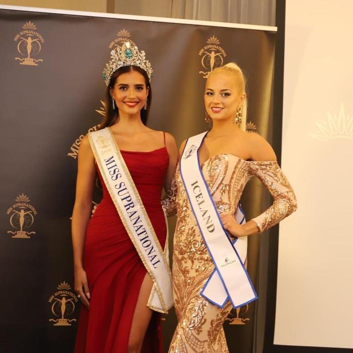 Miss Supranational 2021 toàn hổ chiến, đi gót nhọn, pose dáng trên sàn lưới vẫn đỉnh Ảnh 7