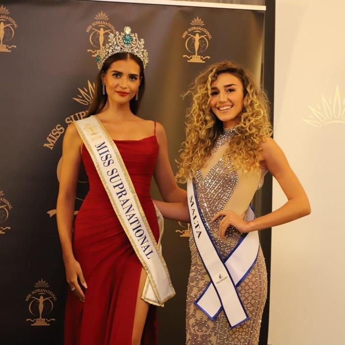 Miss Supranational 2021 toàn hổ chiến, đi gót nhọn, pose dáng trên sàn lưới vẫn đỉnh Ảnh 8