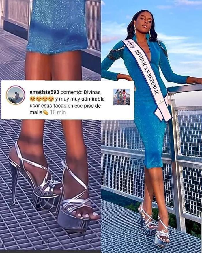 Miss Supranational 2021 toàn hổ chiến, đi gót nhọn, pose dáng trên sàn lưới vẫn đỉnh Ảnh 3