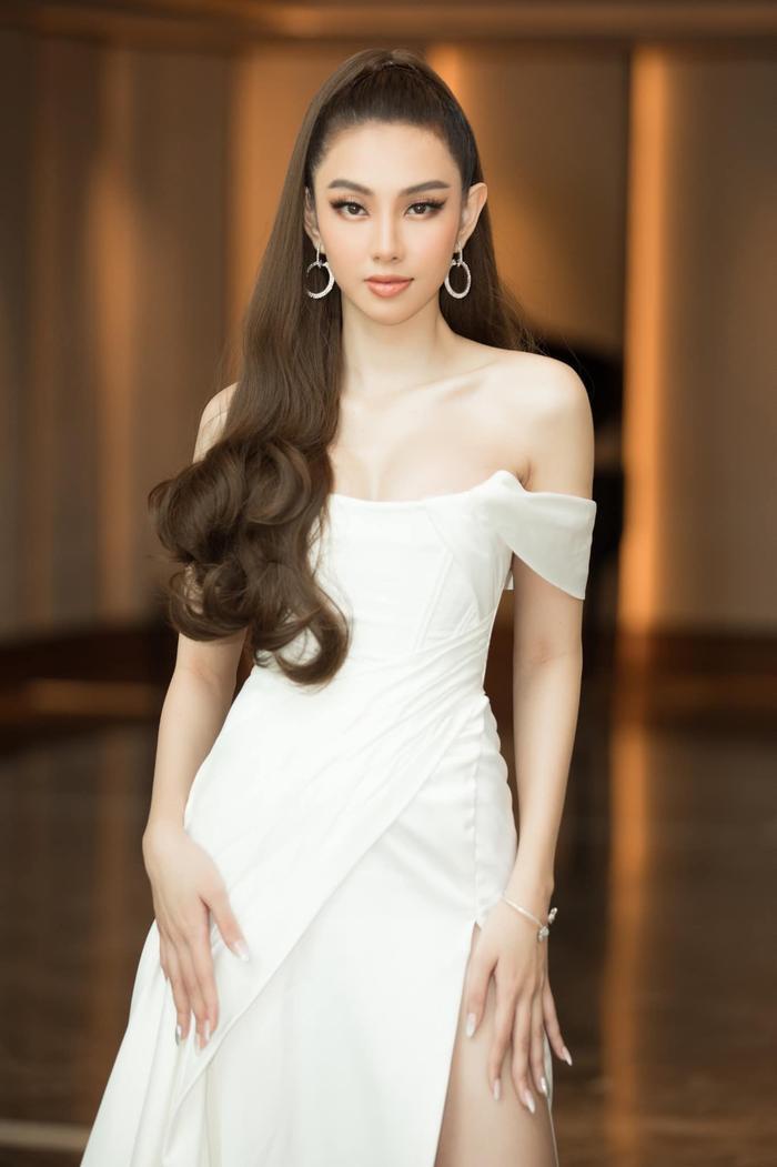 Nguyễn Thúc Thùy Tiên: Mục tiêu của tôi là Top 5 Miss Grand International 2021 Ảnh 8