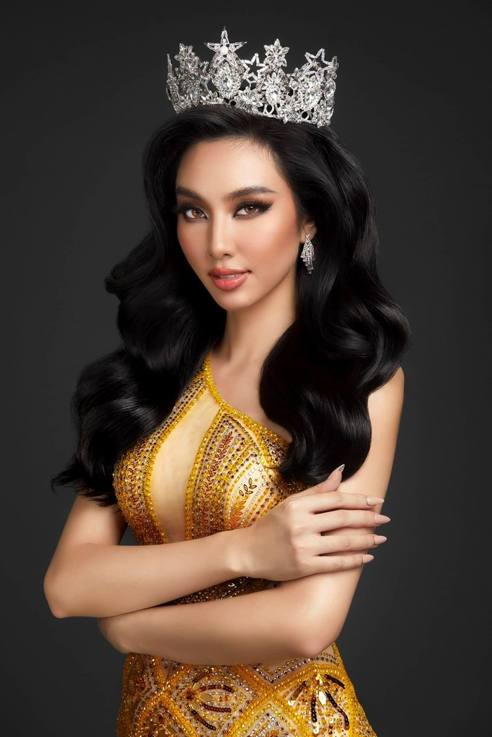 Nguyễn Thúc Thùy Tiên: Mục tiêu của tôi là Top 5 Miss Grand International 2021 Ảnh 2