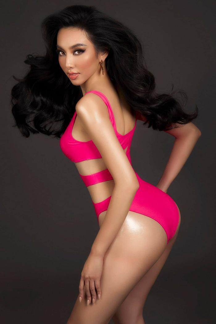 Nguyễn Thúc Thùy Tiên: Mục tiêu của tôi là Top 5 Miss Grand International 2021 Ảnh 4