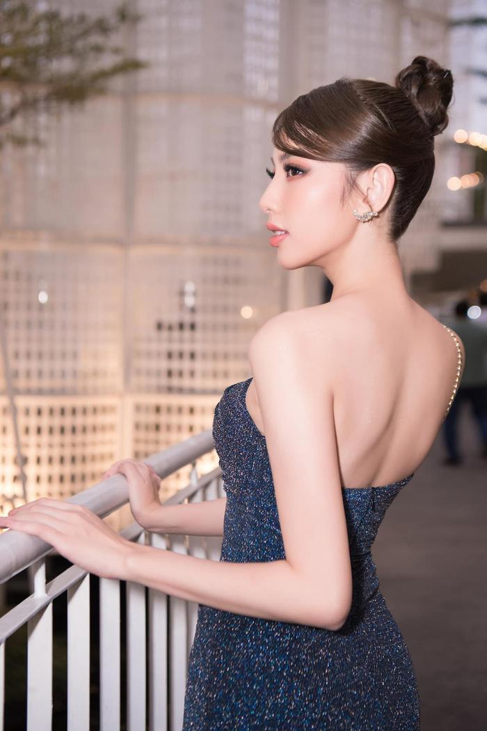 Nguyễn Thúc Thùy Tiên: Mục tiêu của tôi là Top 5 Miss Grand International 2021 Ảnh 7