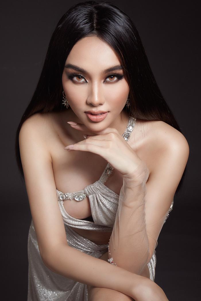 Nguyễn Thúc Thùy Tiên: Mục tiêu của tôi là Top 5 Miss Grand International 2021 Ảnh 5