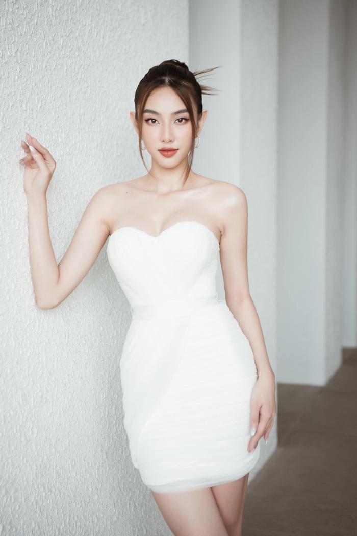 Nguyễn Thúc Thùy Tiên: Mục tiêu của tôi là Top 5 Miss Grand International 2021 Ảnh 10