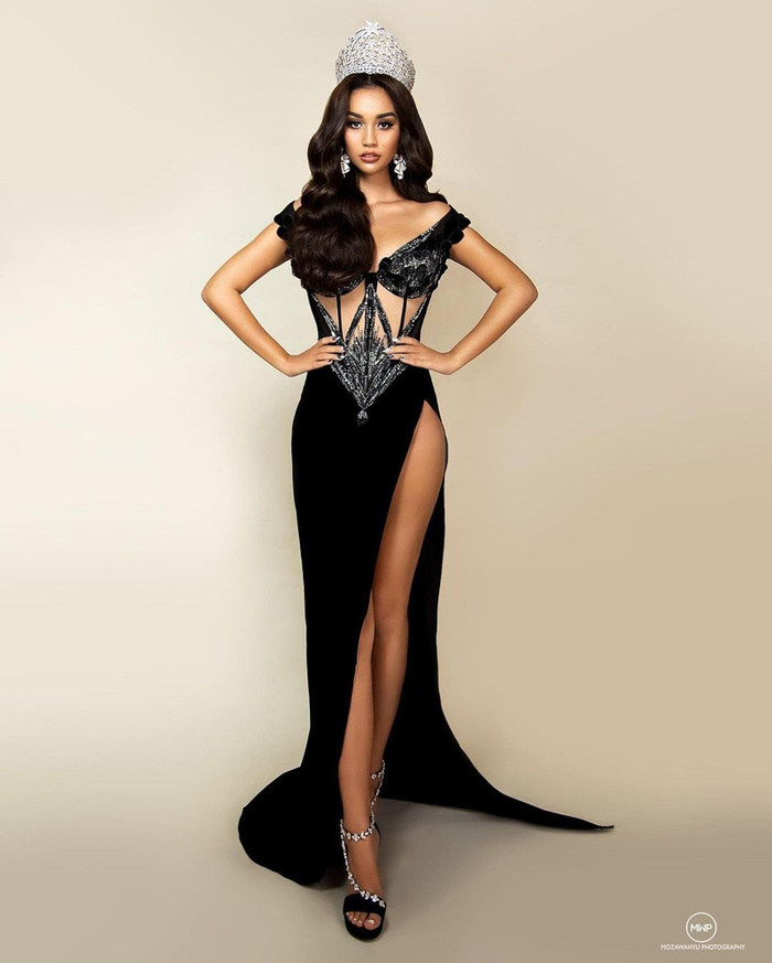 4 'hổ chiến' Đông Nam Á tại Miss Grand 2021, đại diện Việt Nam có làm fan nức lòng? Ảnh 10