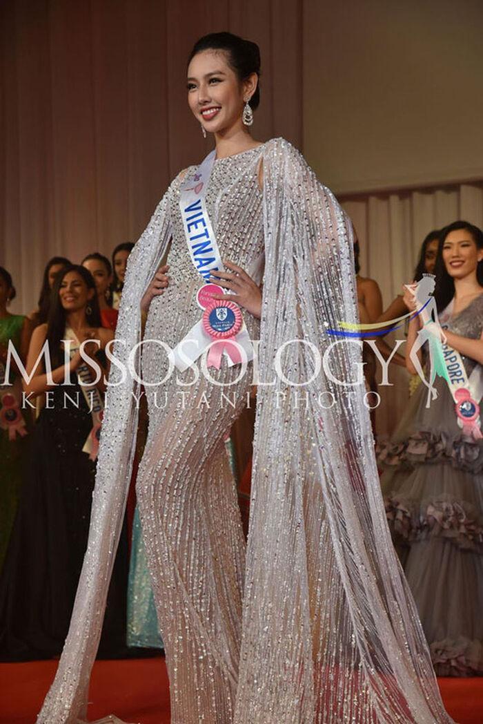 4 'hổ chiến' Đông Nam Á tại Miss Grand 2021, đại diện Việt Nam có làm fan nức lòng? Ảnh 3