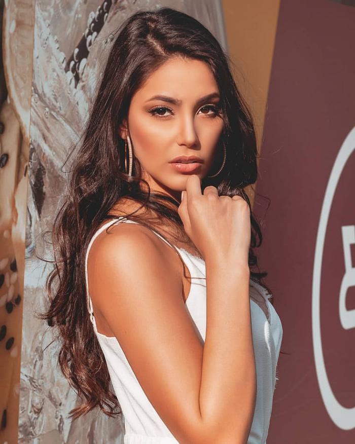 Nhan sắc diễm lệ của hoa hậu Colombia tại Miss World 2021: Đối thủ số 1 của Đỗ Thị Hà đây ư? Ảnh 9