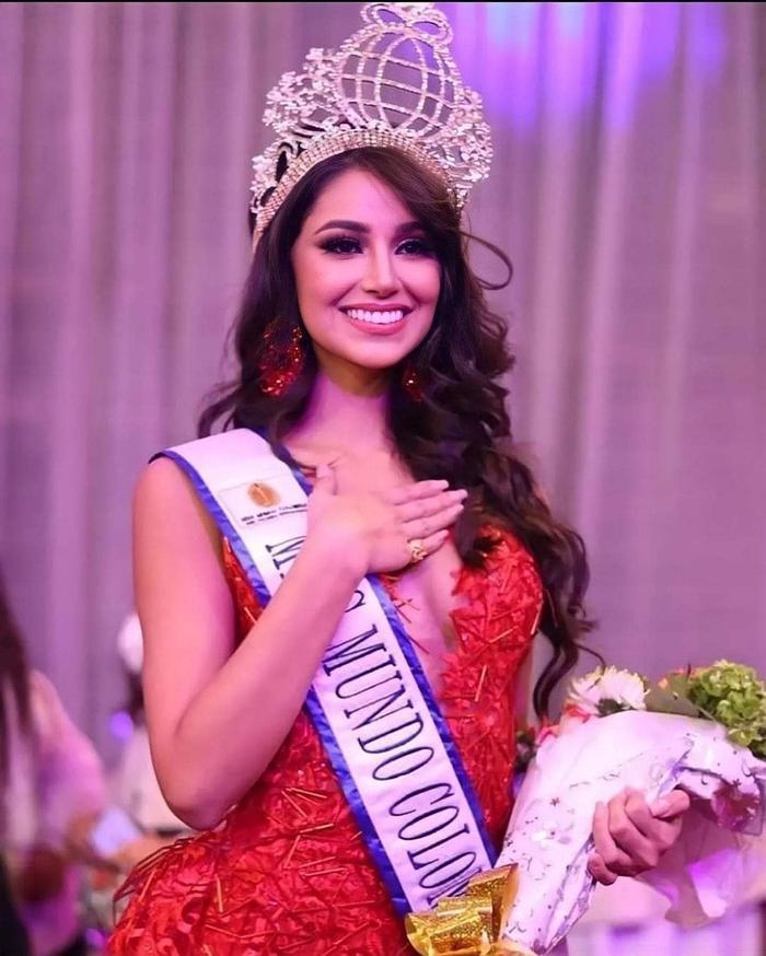 Nhan sắc diễm lệ của hoa hậu Colombia tại Miss World 2021: Đối thủ số 1 của Đỗ Thị Hà đây ư? Ảnh 2