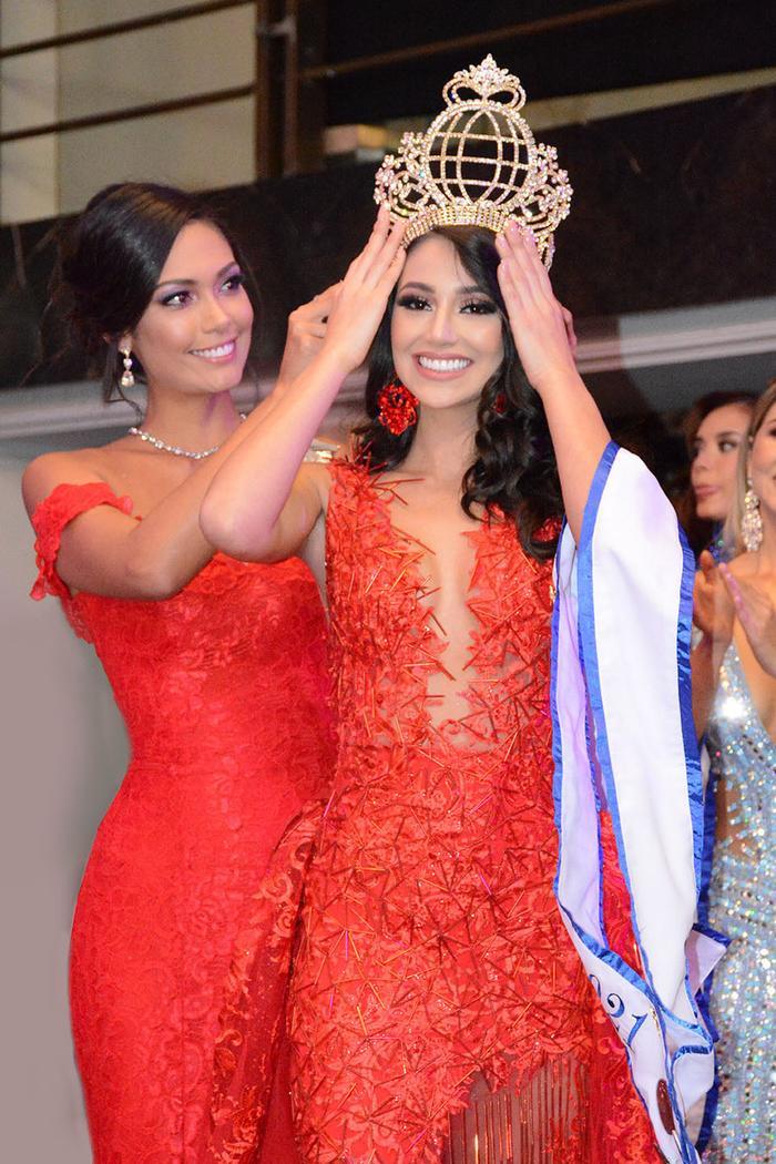 Nhan sắc diễm lệ của hoa hậu Colombia tại Miss World 2021: Đối thủ số 1 của Đỗ Thị Hà đây ư? Ảnh 4